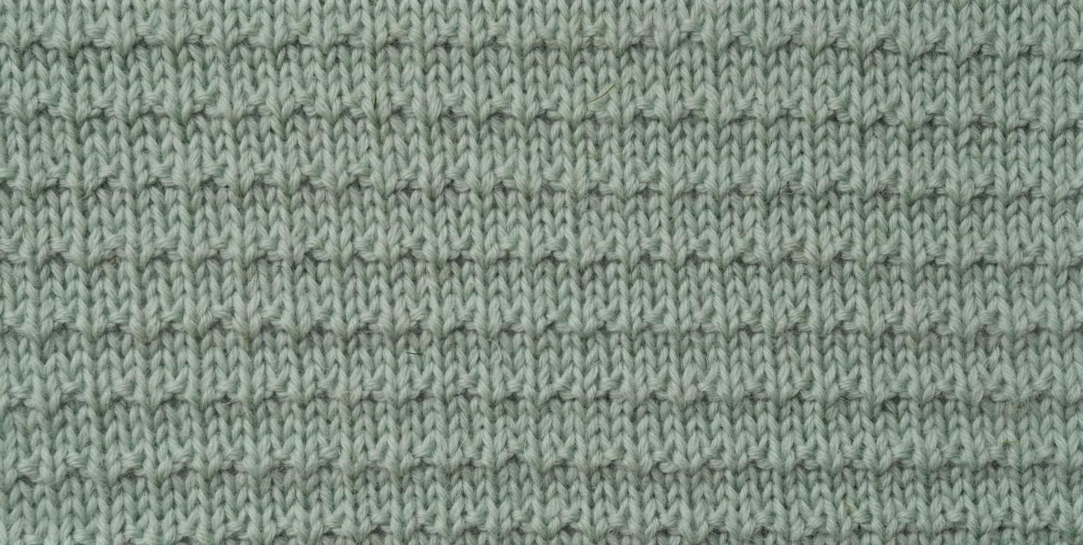 andalusian stitch right side