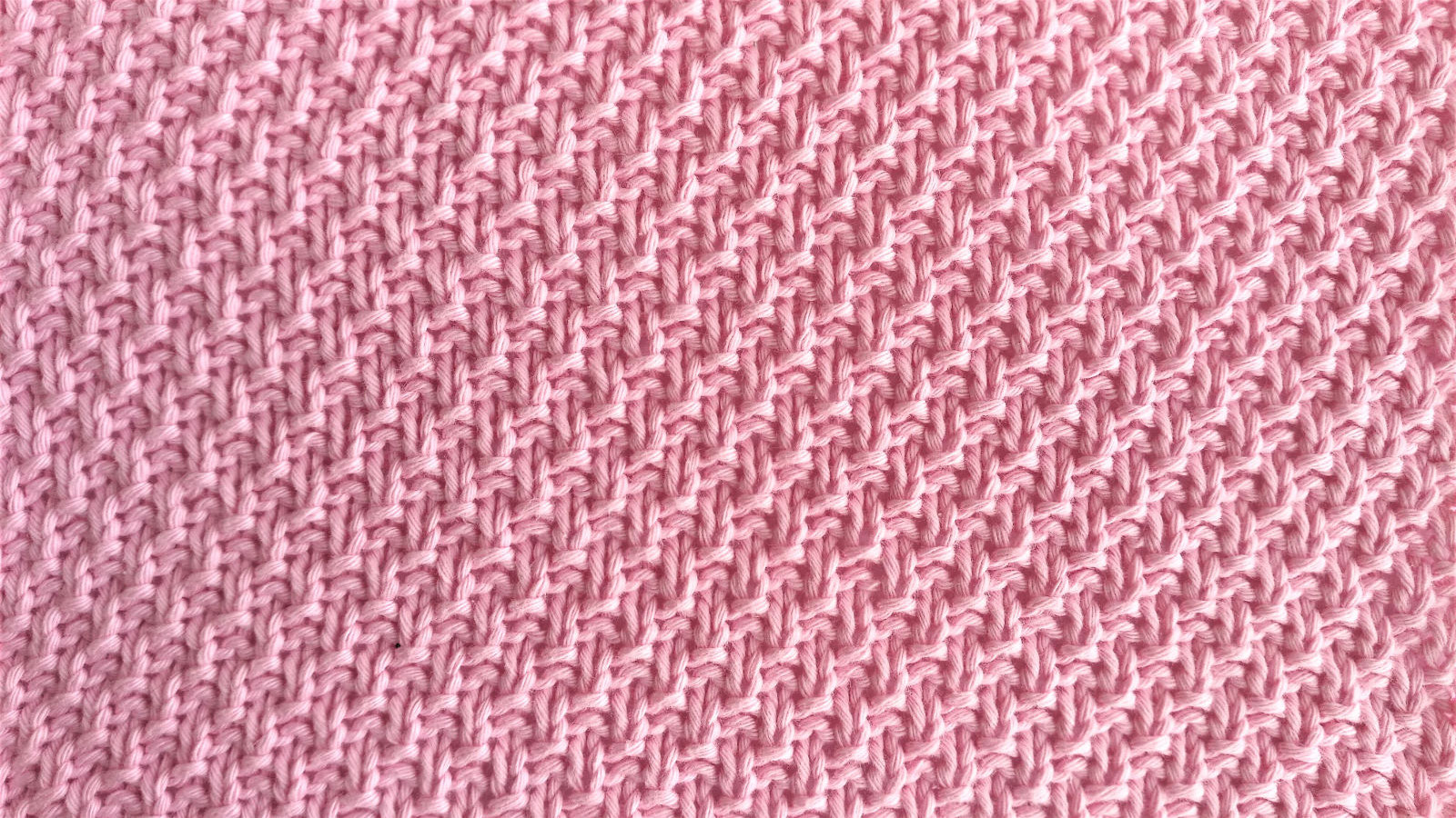 double seed stitch wrong side