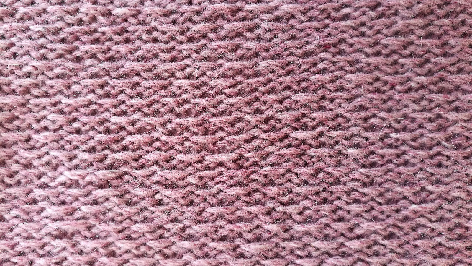 simple slip stitch right side